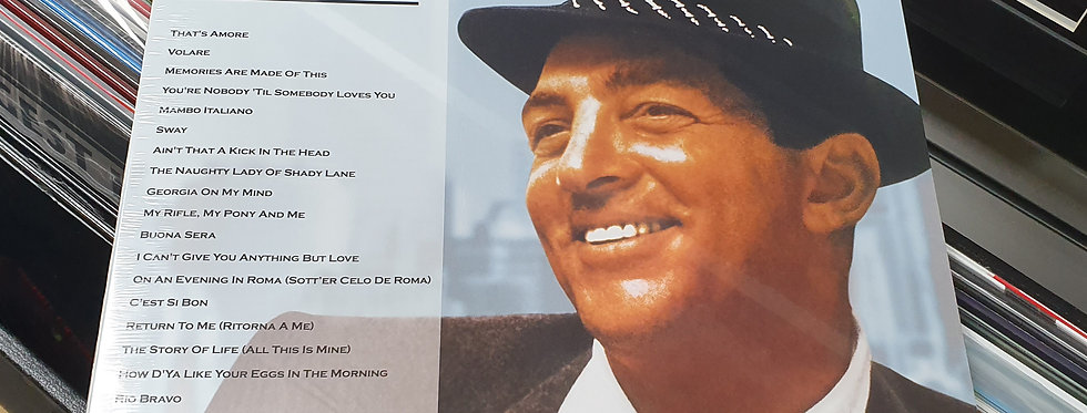 Dean Martin The Best Of Vinyl Album