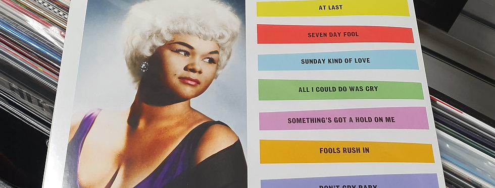 Etta James The Best Of Vinyl Album