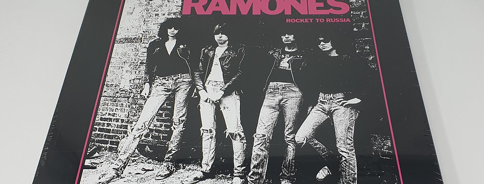 The Ramones Rocket To Russia 500 Piece Jigsaw