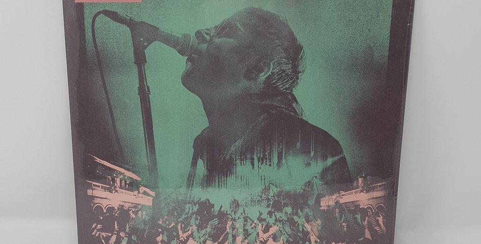 Liam Gallagher MTV Unplugged Vinyl Album