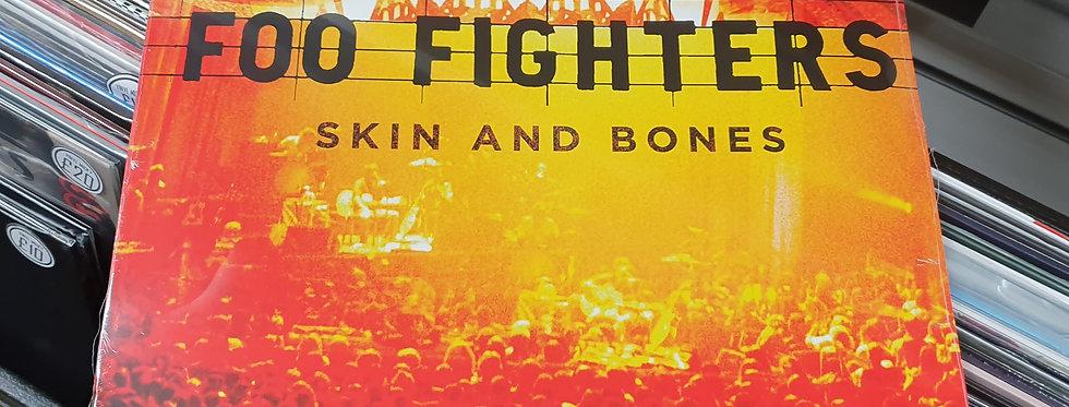 Foo Fighters Skin And Bones Vinyl Album