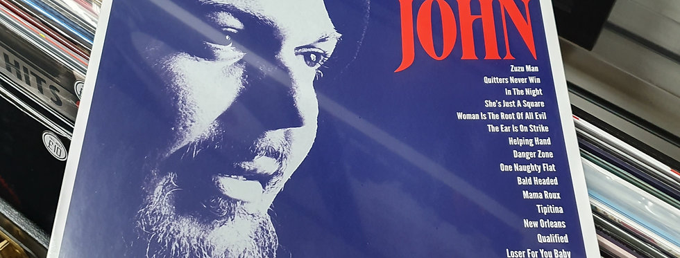 Dr John The Best Of Vinyl Album