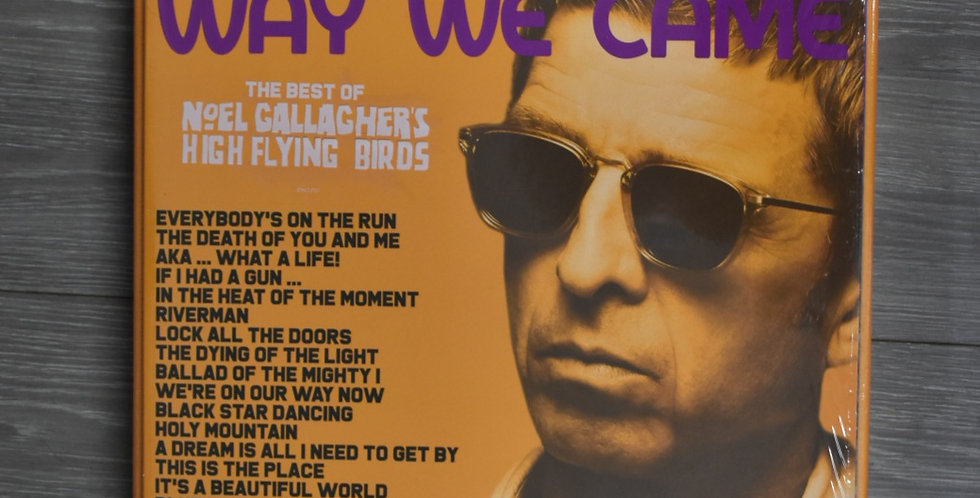 Noel Gallagher's High Flying Birds Back The Way We Came: Vol. 1
