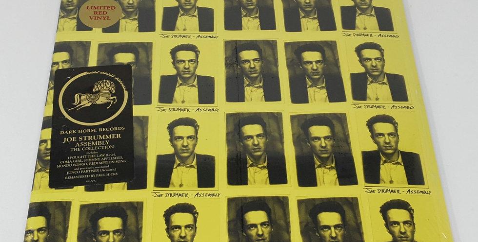Joe Strummer Assembly Red Vinyl Album