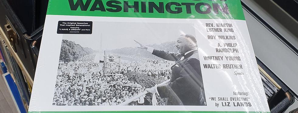 The Great March On Washington Vinyl Album