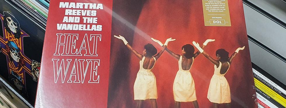 Martha Reeves Ant The Vandellas Heat Wave Vinyl Album