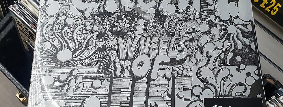 Cream Wheels of Fire Vinyl Album
