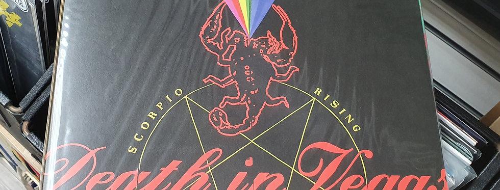 Death In Vegas Scorpio Rising Vinyl Album