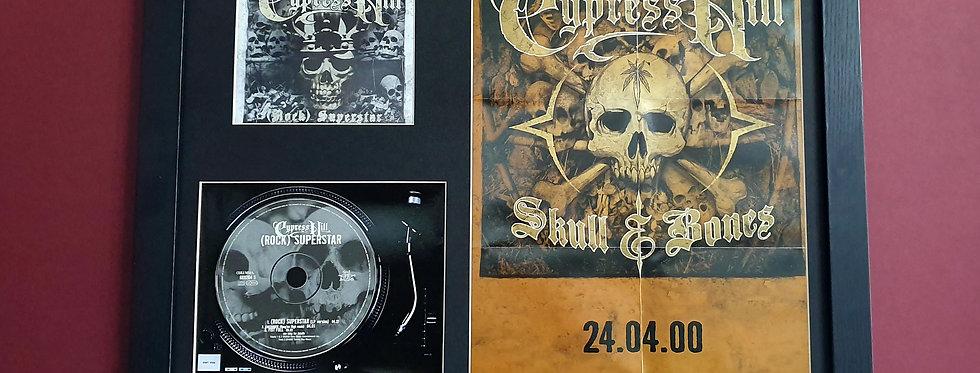Cypress Hilln cd single display