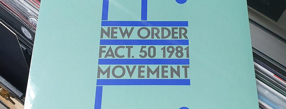 New Order Movment Vinyl Album