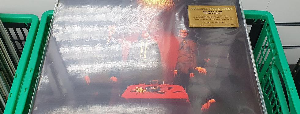 Secret Affair Glory Boys Clear Vinyl Vinyl Album