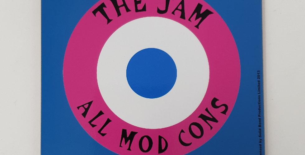 The Jam All Mod Cons Coaster