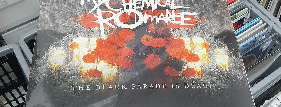 My Chemical Romance Black Parade is Dead  Vinyl Album