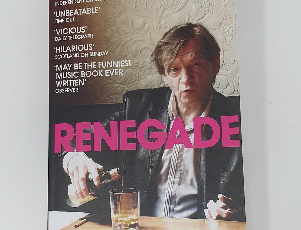 Renegade Mark E Smith Book