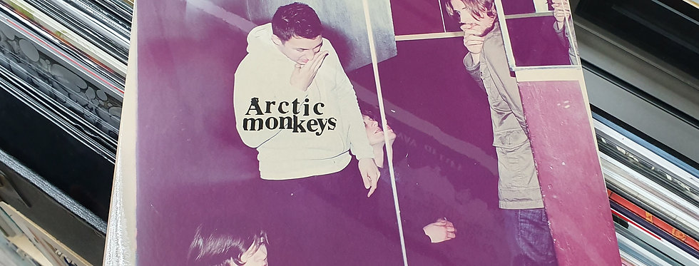Arctic Monkeys Humbug Vinyl Album