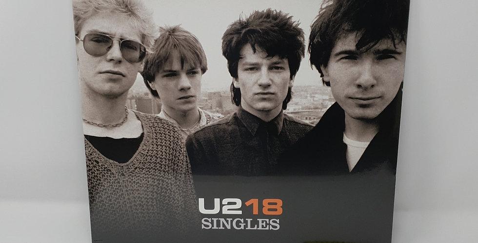 U2 U218 Singles Vinyl Album