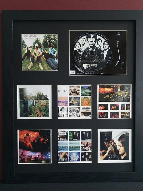 The Verve Urban Hymns cd album & artwork display