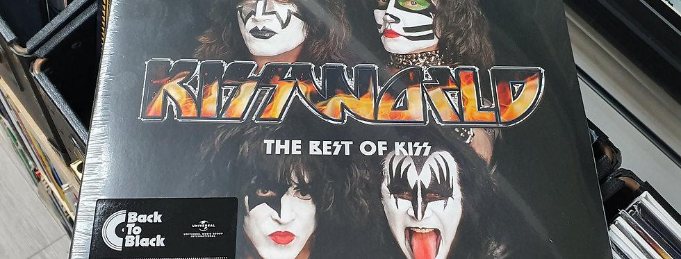 Kiss World The Best Of Vinyl Album