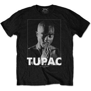 TUPAC PRAYING  T-SHIRT £17