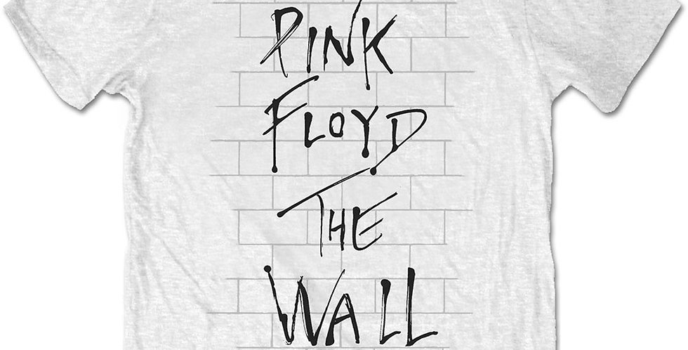 Pink Floyd The Wall T-shirt (White)