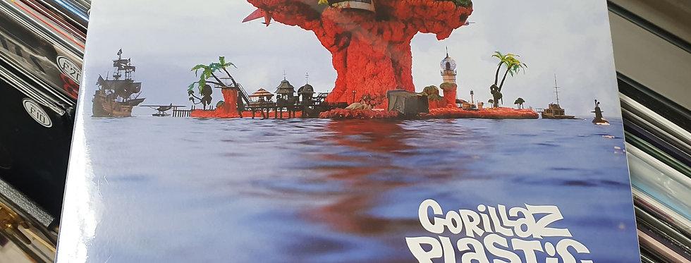 Gorillaz Plastic Beach (2LP/180g) Vinyl Album