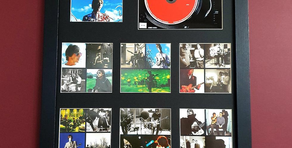 Paul Weller Greatest Hits cd album & artwork display