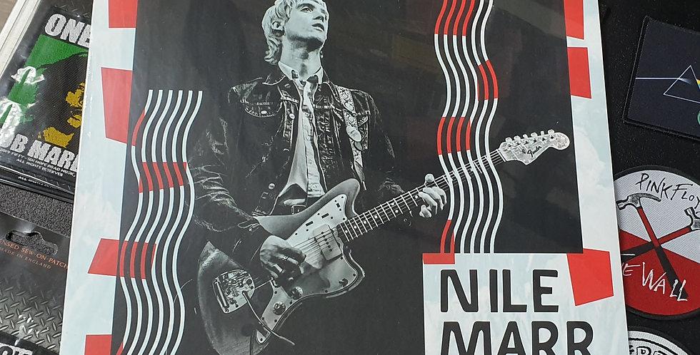 NILE MARR ARE YOU HAPPY NOW? VINYL ALBUM