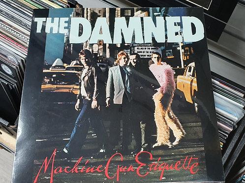 The Damned Machine Gun Etiquette Vinyl Album
