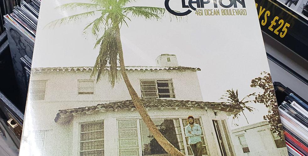 Eric Clapton 461 Ocean Boulevard Vinyl Album