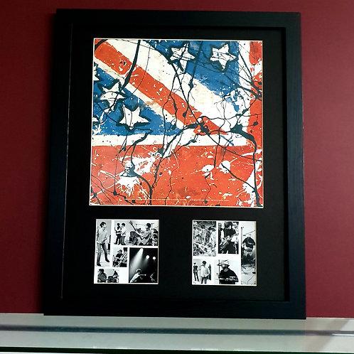 The Stone Roses album artwork display (3)