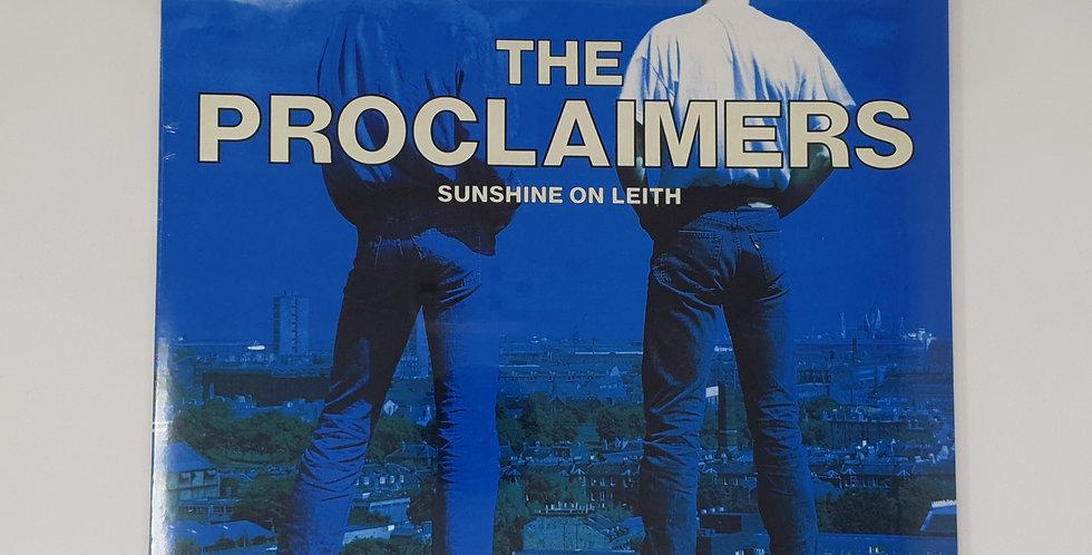 The Proclaimers Sunshine on Leith Vinyl Album