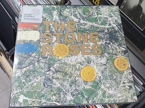 Stone Roses Clear Vinyl Album