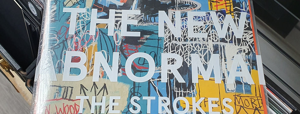 The Strokes The New Abnormal Vinyl Album