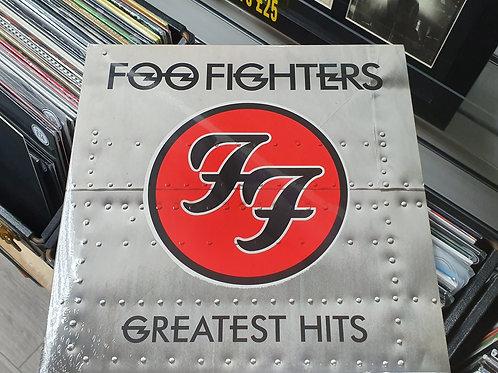 Foo Fighters Greatest Hits Vinyl Album
