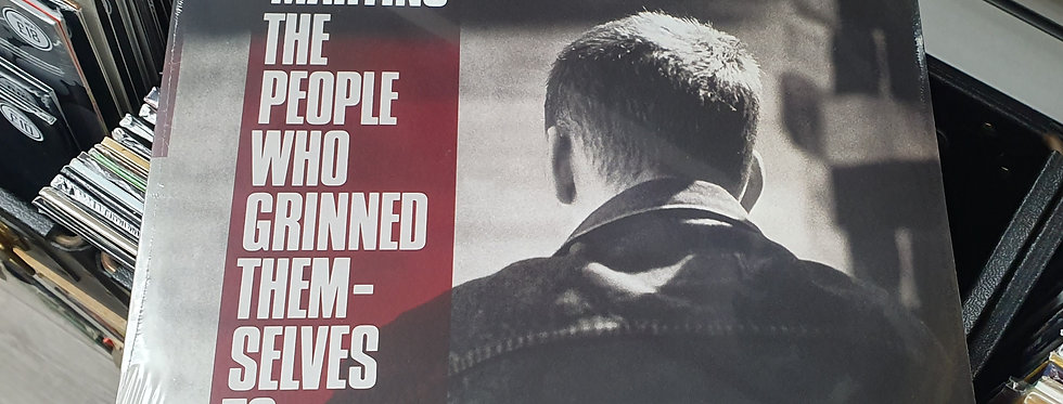 The Housemartins The People Who Grinned Themselves To Death Vinyl Album