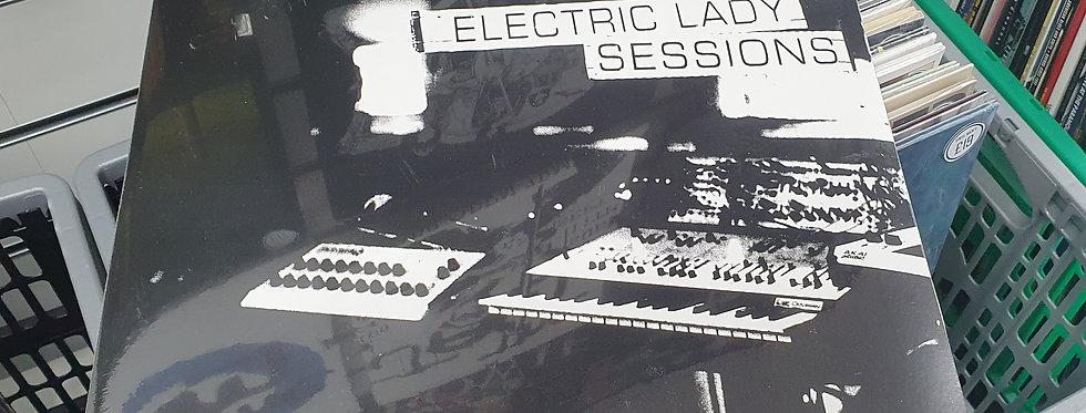 LCD Soundsystem - Electric Lady Sessions Vinyl Album