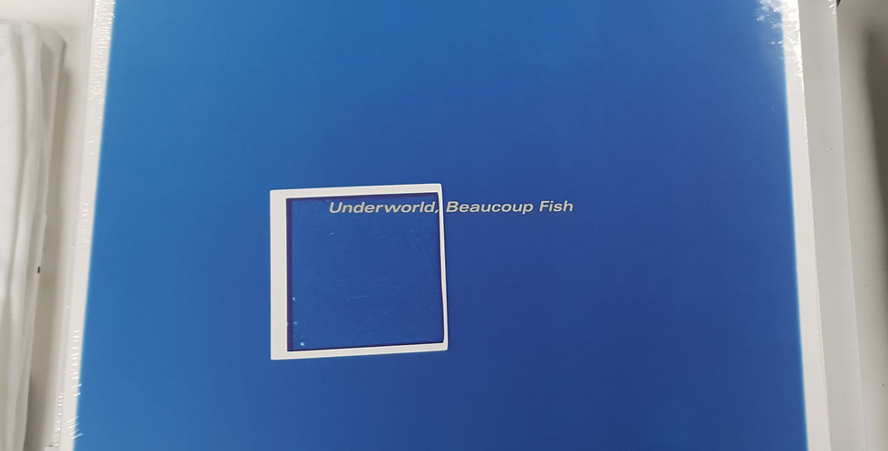 Underworld Beaucoup Fish Vinyl Album