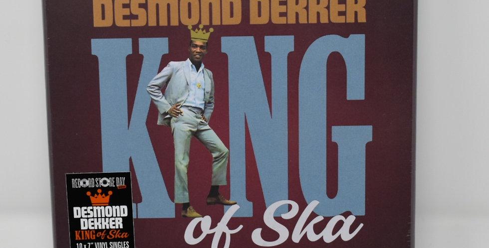 Desmond Dekker - King Of Ska - The Ska Singles Collection