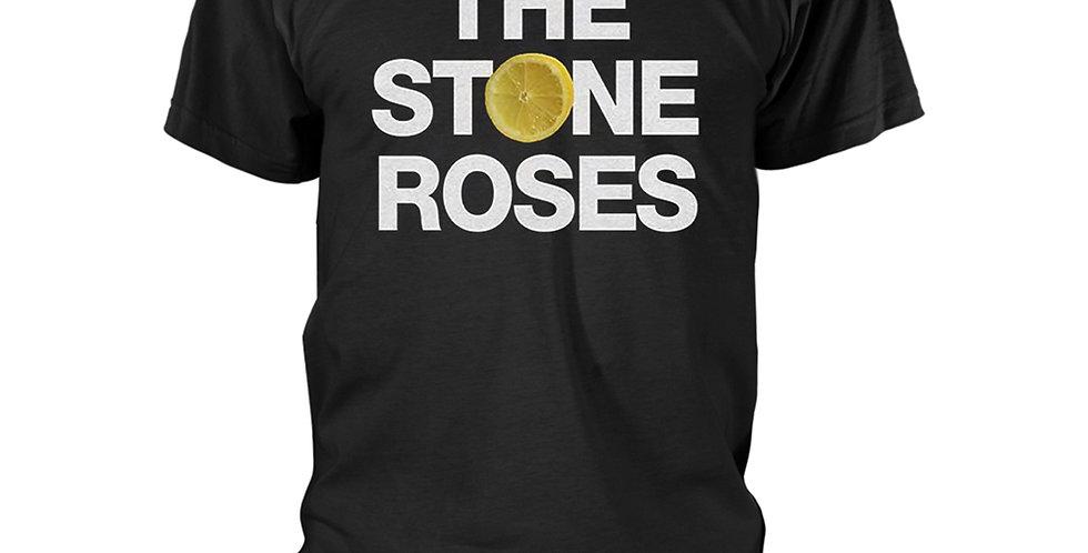 The Stone Roses Logo T-shirt (Black)