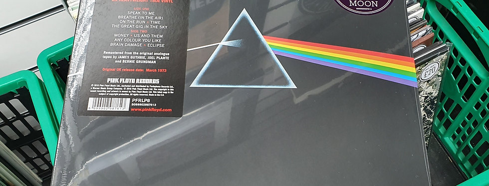 Pink Floyd Dark Side Of The MoonVinyl Album