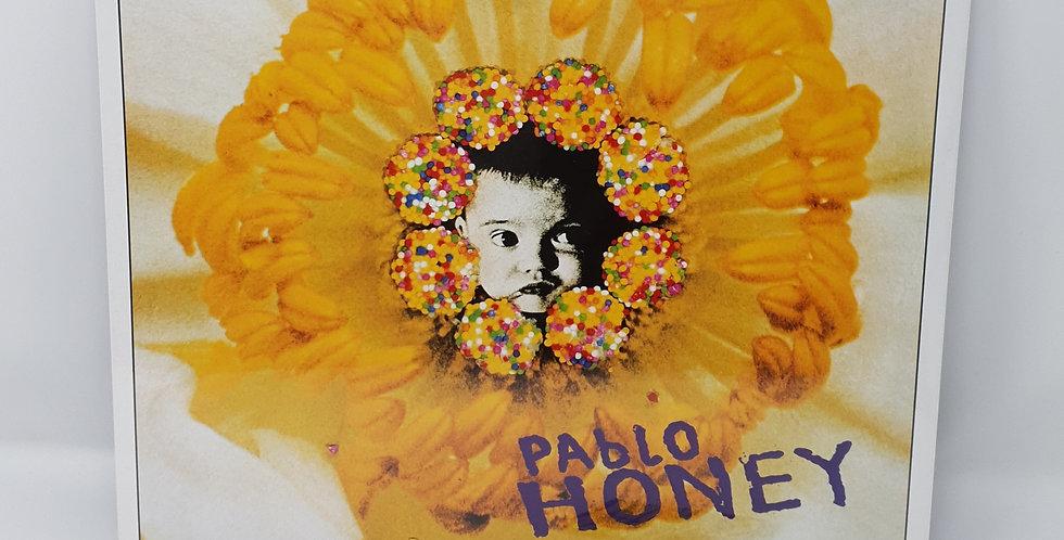 Radiohead Pablo Honey Vinyl Album