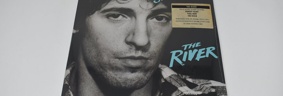 Bruce Springsteen The River Vinyl Album
