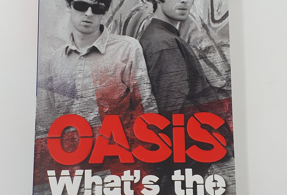 Oasis What's The Story Book