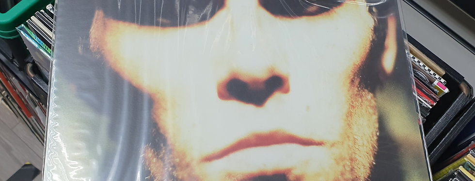 Ian Brown Unfinished Monkey Business Vinyl Album