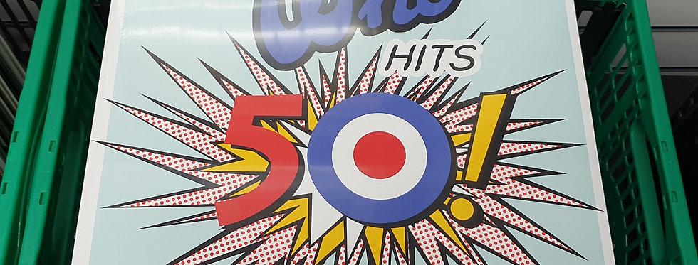 The Who Hits 50 Vinyl Album