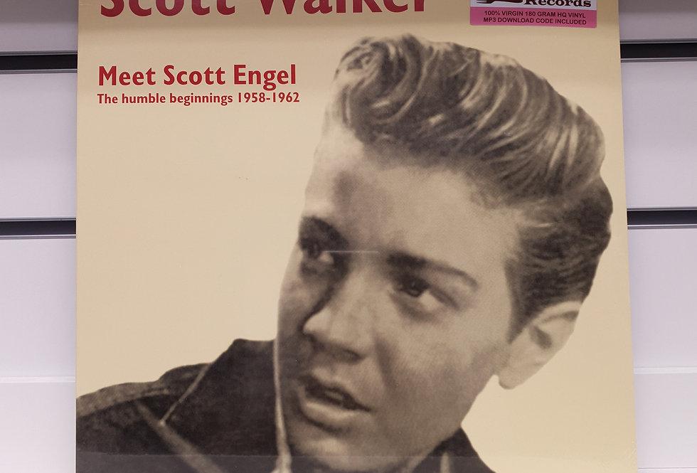 Scott Walker Meet Scott Engel 1958 1962 Vinyl Album