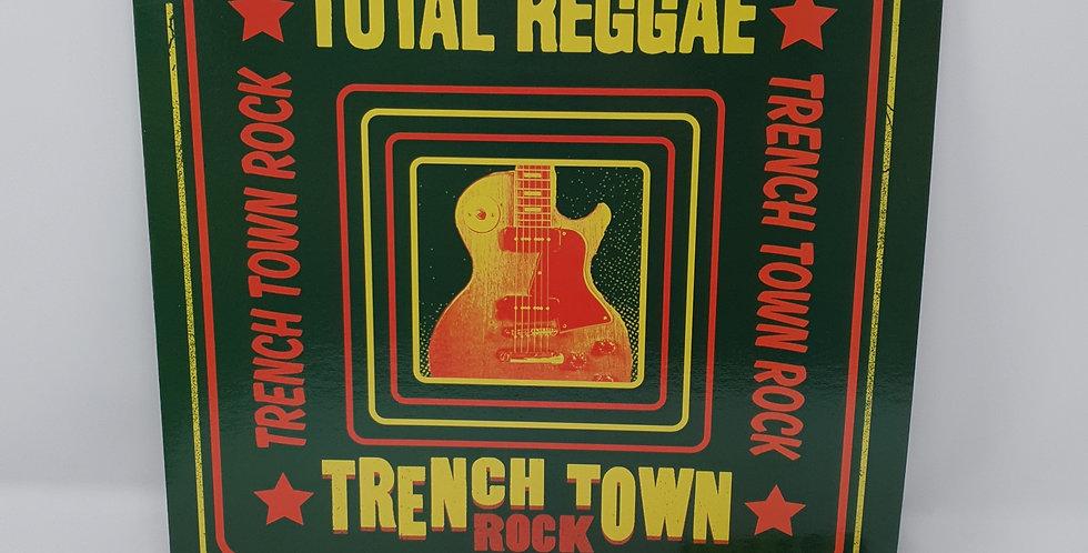 Total Reggae Trench Town Rock Vinyl Album