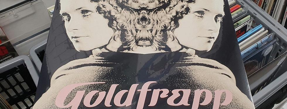 Goldfrapp  Felt Mountain Vinyl Album