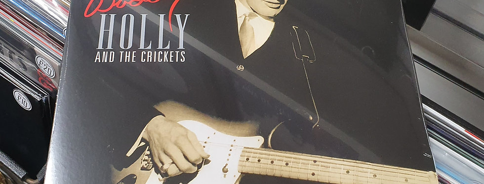 Buddy Holly And The Crickets The Very Best OfVinyl Album