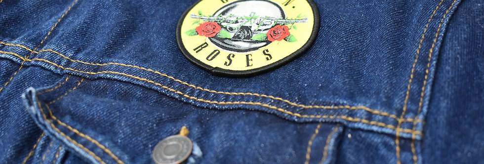 Guns N Roses Embroidered patch